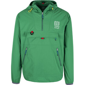 Topo Designs Wind Anorak Men, green